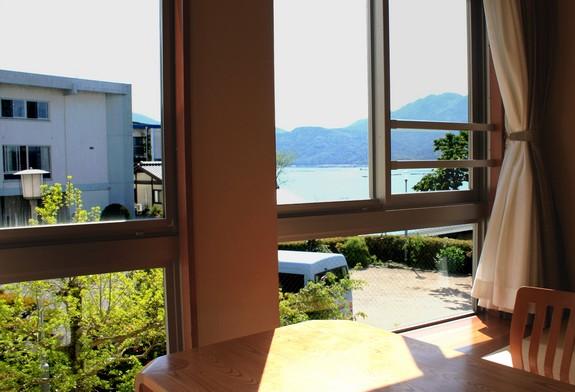 205 窓からの景色