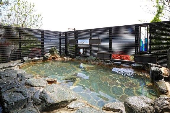 宮浜グランドホテル 露天風呂